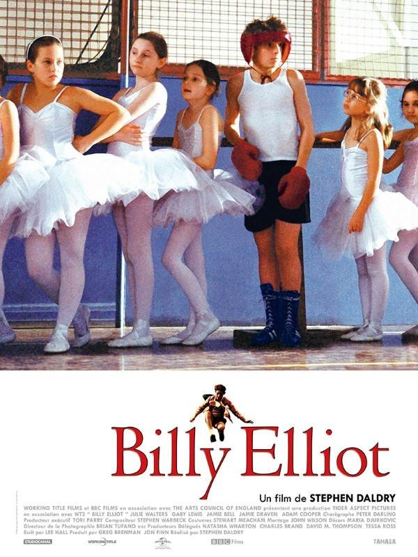 Billy Elliot, Affiche