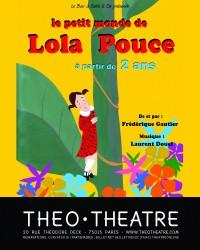 Le Petit monde de Lola Pouce - Affiche