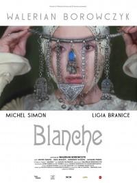 Blanche : Affiche