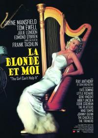 La Blonde et Moi : Affiche