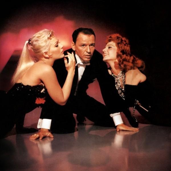 Kim Novak, Frank Sinatra, Rita Hayworth