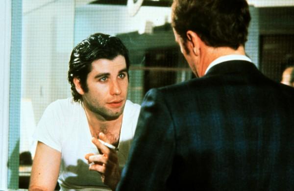 John Travolta et personnage