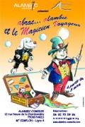 Abrac'alambic et le magicien voyageur à l'Alambic Comédie