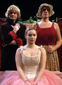 R - J (Roméo et Juliette)