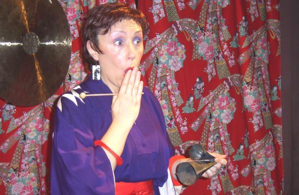 Comment la princesse Hamsa-sa-sa-sa-soung avala une mouche et ce qui s'en suivit
