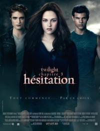 Twilight - chapitre 3 : H�sitation