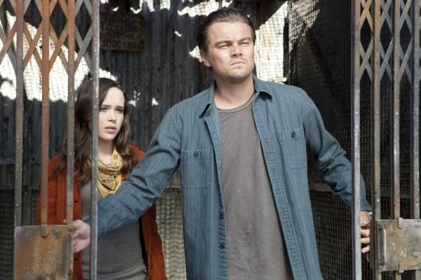 Ellen Page, Leonardo DiCaprio