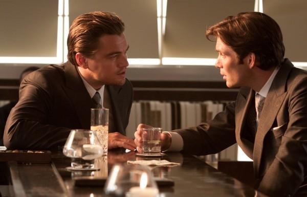 Leonardo DiCaprio, Cillian Murphy