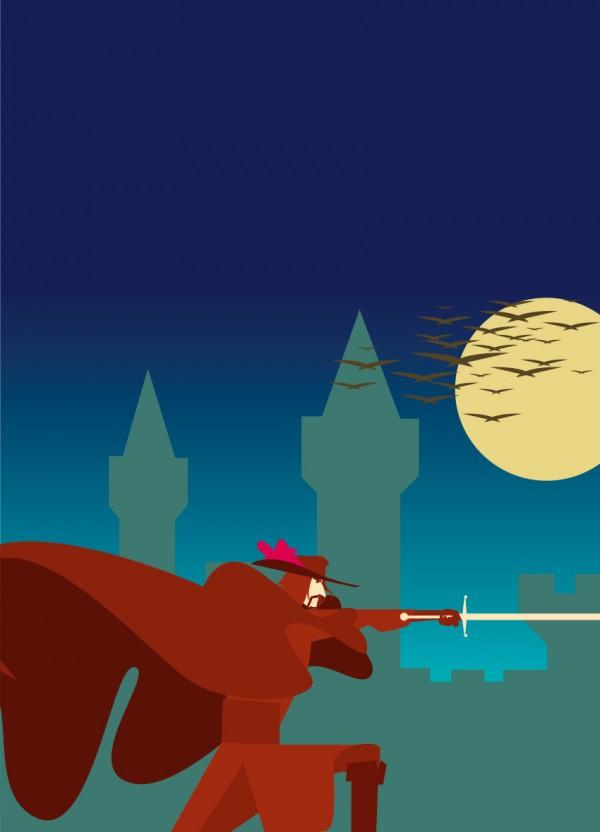 D'Artagnan - Affiche