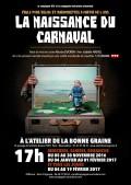 La Naissance du carnaval : Affiche