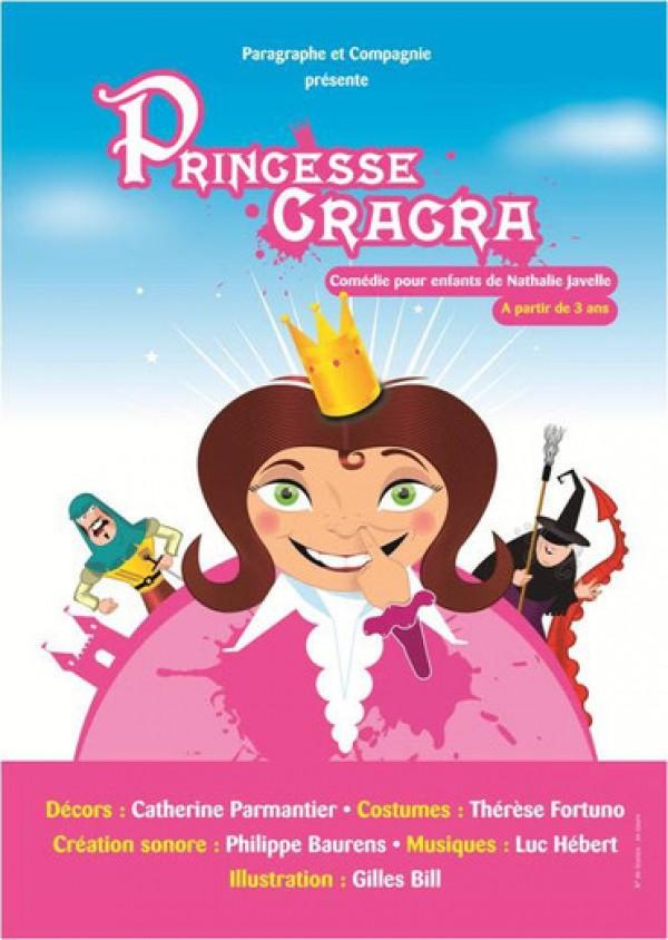 Princesse Cracra - Affiche
