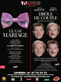 Drôle de couple - Gai Mariage
