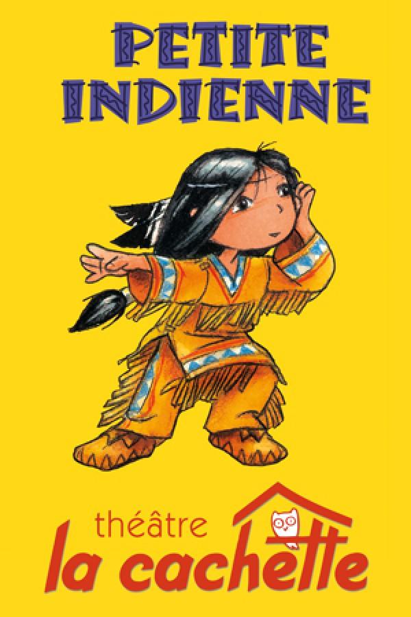 Petite indienne à la Cachette