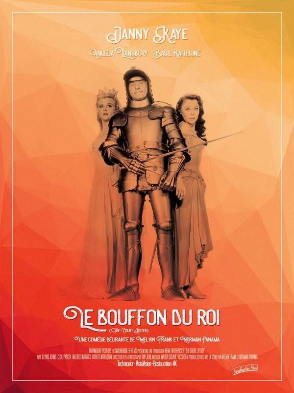 Le Bouffon du roi, Affiche