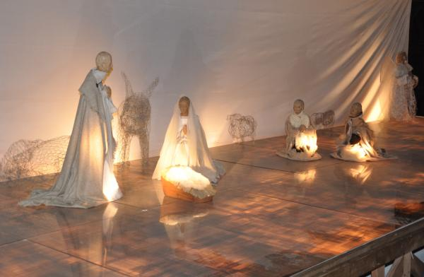 Presepio a Notre Dame, Parigi dans immagini sacre 1292843234240