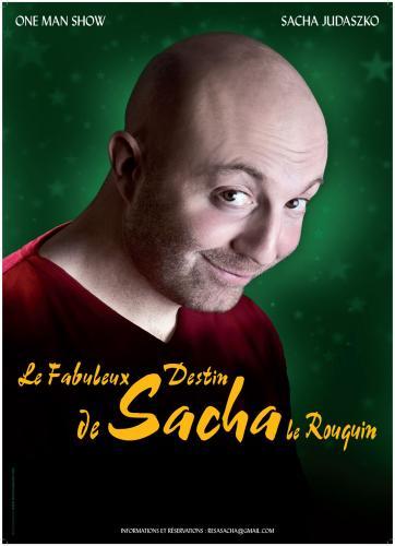 Poster de Sacha le Rouquin