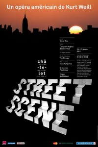 Kurt Weill : Street scene