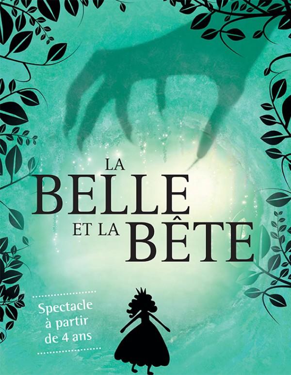 La Belle et la Bête au Théâtre L'Essaïon