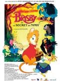 Brisby et le Secret de Nimh, Affiche