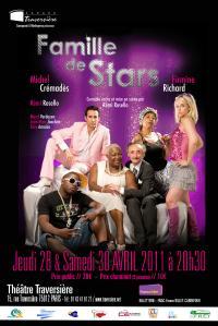 Famille de stars