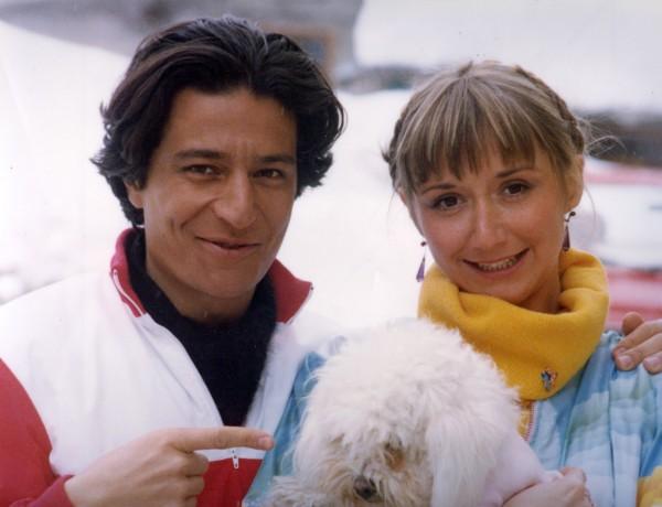 Christian Clavier, Marie-Anne Chazel