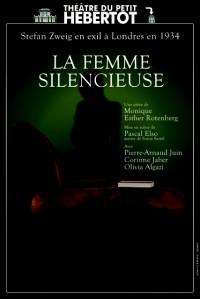 La Femme silencieuse au Petit Hébertot