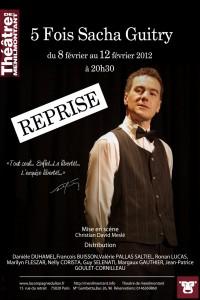 5 Fois Sacha Guitry : reprise