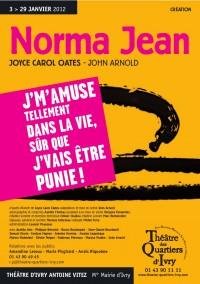 Norma Jean au Théâtre d'Ivry Antoine-Vitez