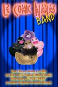 Sophie Maes and Co : Le Comic Nana Band