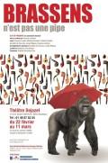 Brassens n'est pas une pipe au Théâtre Déjazet