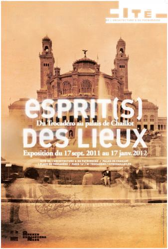 Esprit s des lieux l 39 exposition cit de l 39 architecture et du patrimoine - Musee picasso paris horaires ...