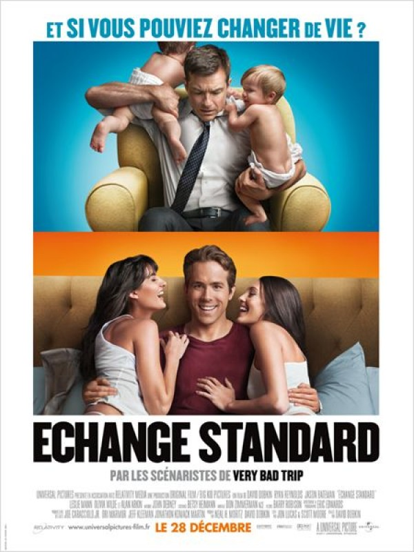 Échange standard : Affiche