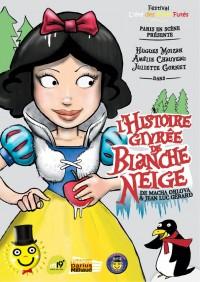 L'Histoire givrée de Blanche Neige au Théâtre Darius Milhaud