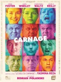 Carnage - Affiche