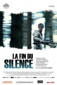 La Fin du silence - Affiche