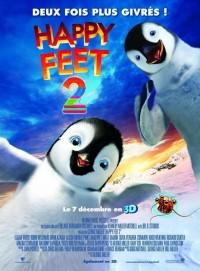Happy feet 2 - Affiche
