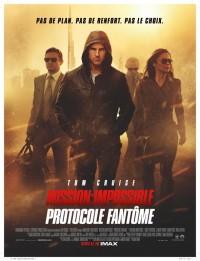 Mission impossible : protocole fantôme - Affiche