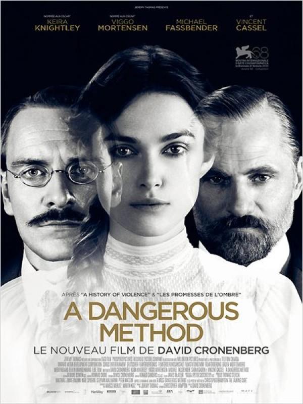 A Dangerous Method - Affiche
