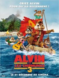 Alvin et les Chipmunks 3 - Affiche