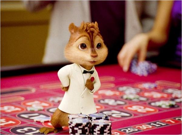 Alvin et les Chipmunks 3