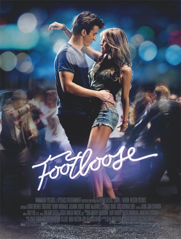 Footloose - Affiche