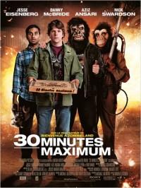 30 minutes maximum : Affiche