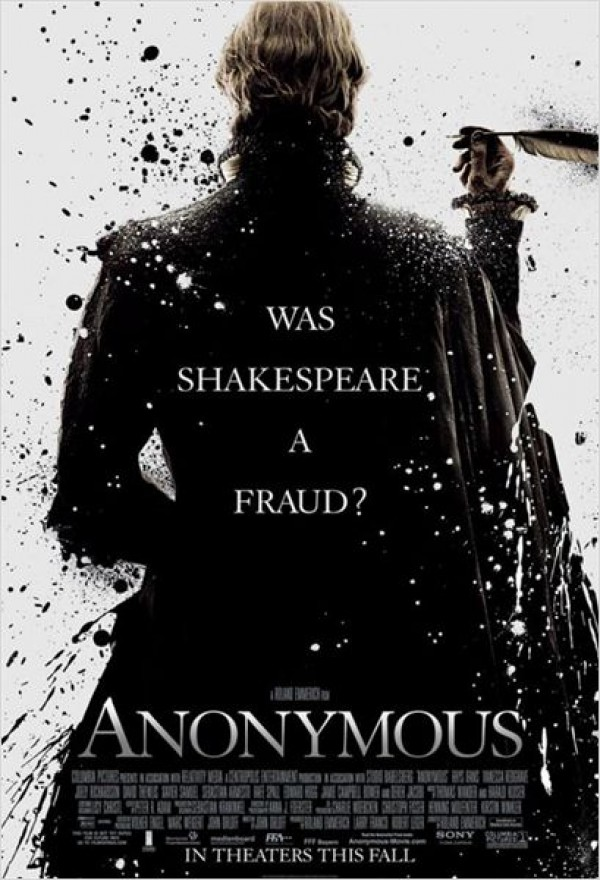Anonymous : Affiche