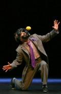 Circus Incognitus : Jamie Adkins
