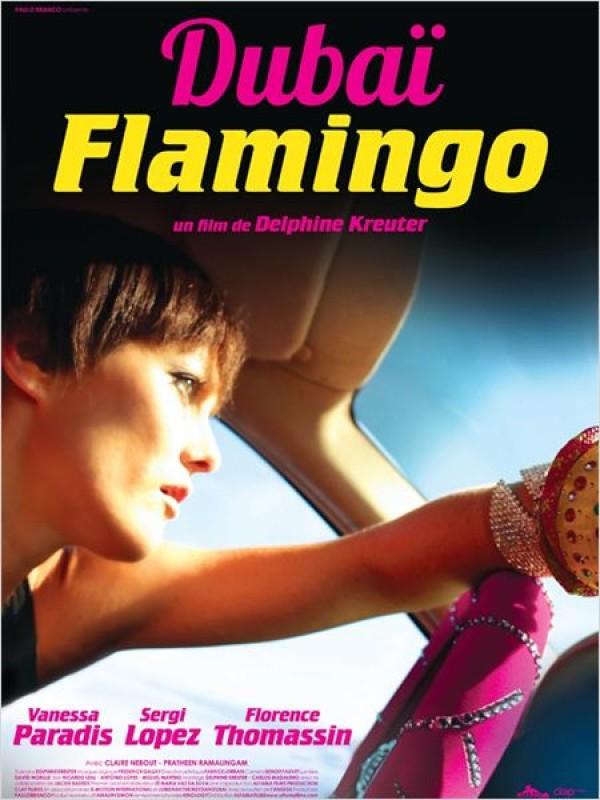 Dubaï Flamingo : Affiche