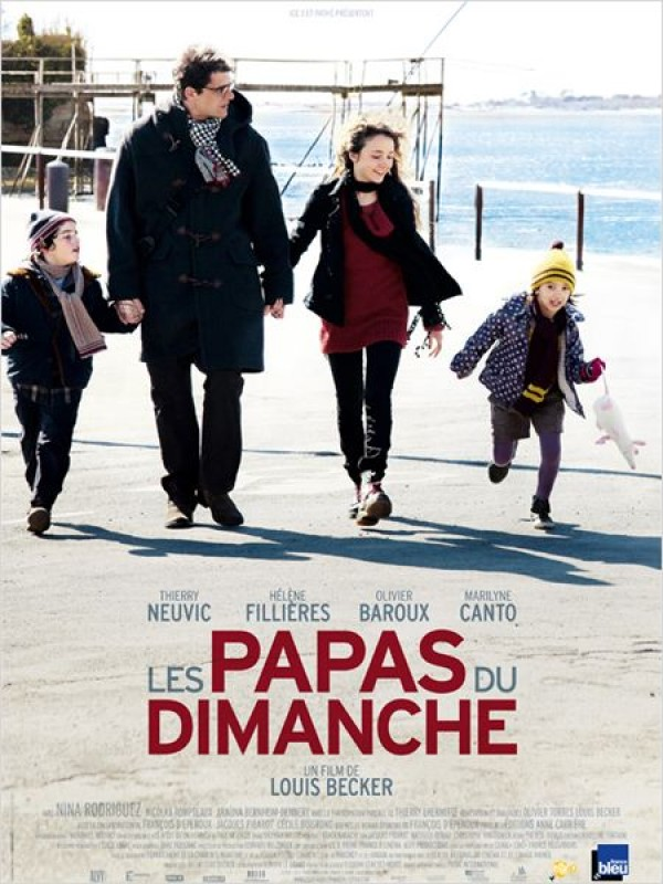Les Papas du dimanche (Affiche)