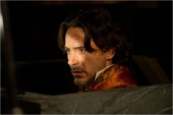 Sherlock Holmes 2 : Jeu d'ombres
