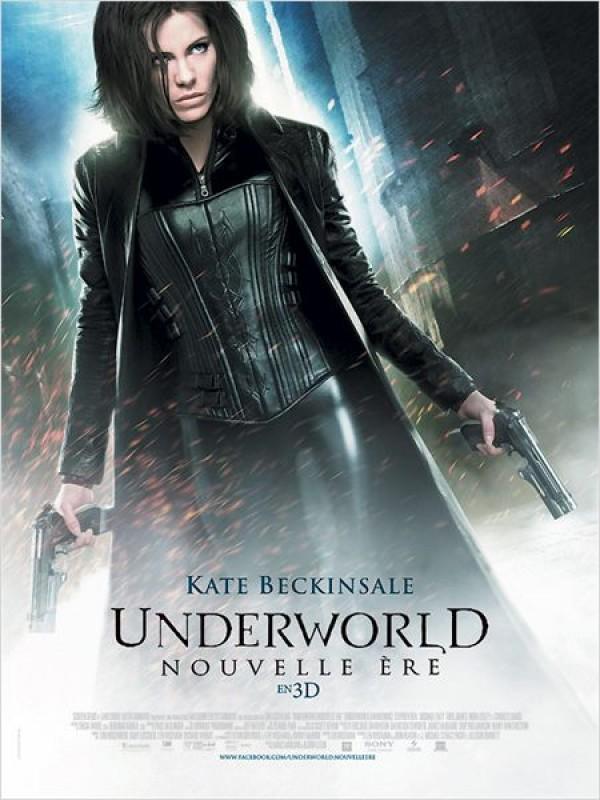 Underworld : nouvelle ère (Affiche)