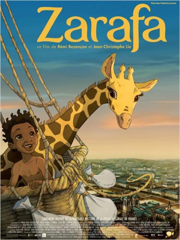 Zarafa (Affiche)
