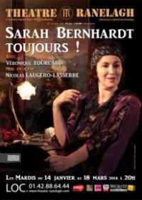 Sarah Bernhardt, toujours ! Théâtre Ranelagh